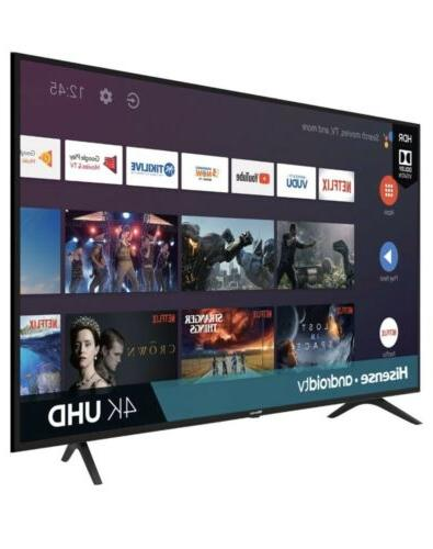 Hisense - 50-inch Ultra LED TV