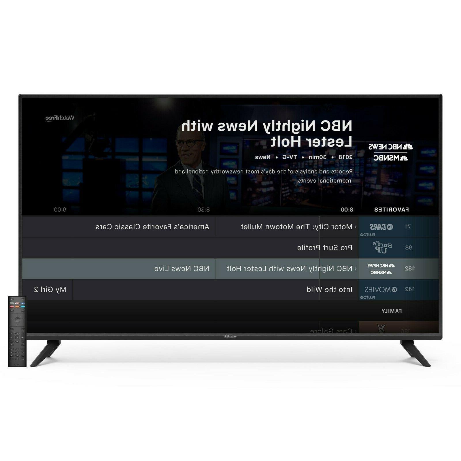 VIZIO 4K Ultra Smart LED TV