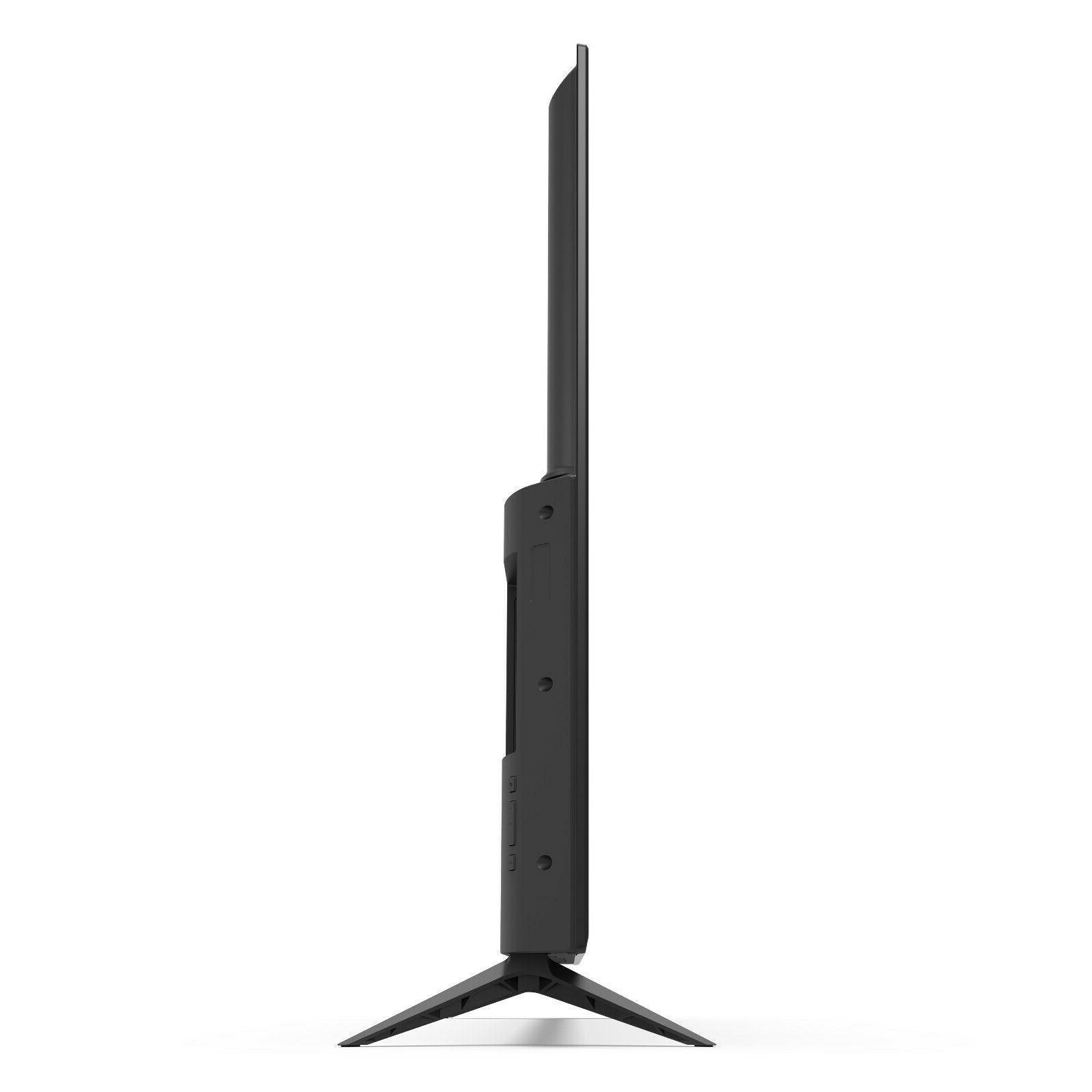 "Vizio 50"" 4K HDR Smart Black Screen"