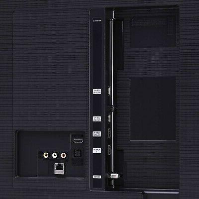 SAMSUNG Class Crystal UHD Series - 4K UHD HDR Smart TV