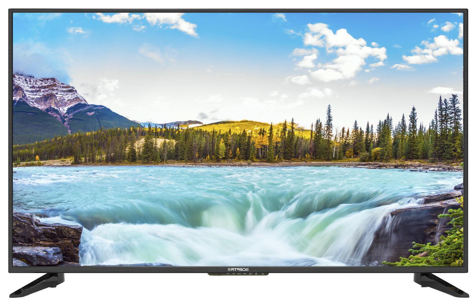 50 Sceptre HD Plasma Best 50-inch 1080p LED