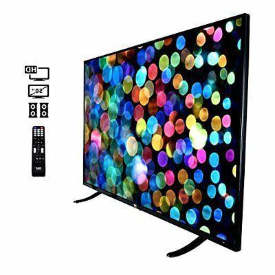 Pyle 50 Full HD 1080p Support TV Hi-Res Display Screen