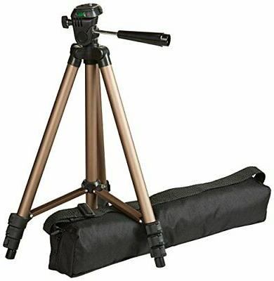 50 inch lightweight tripod with bag 1