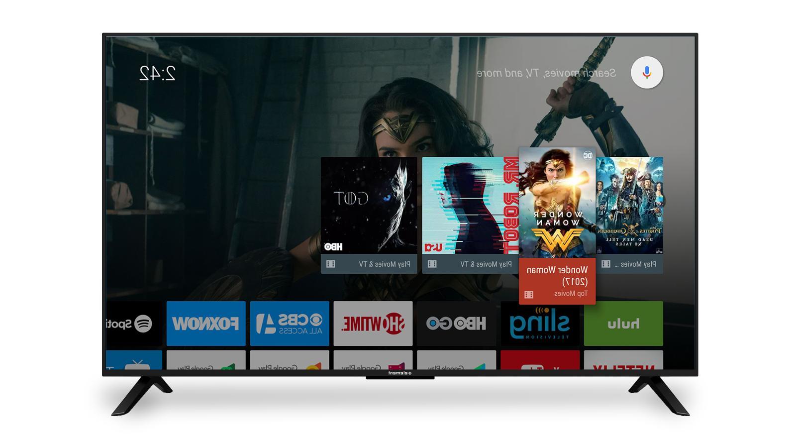 50 inch smart tv 2160p ultra hd