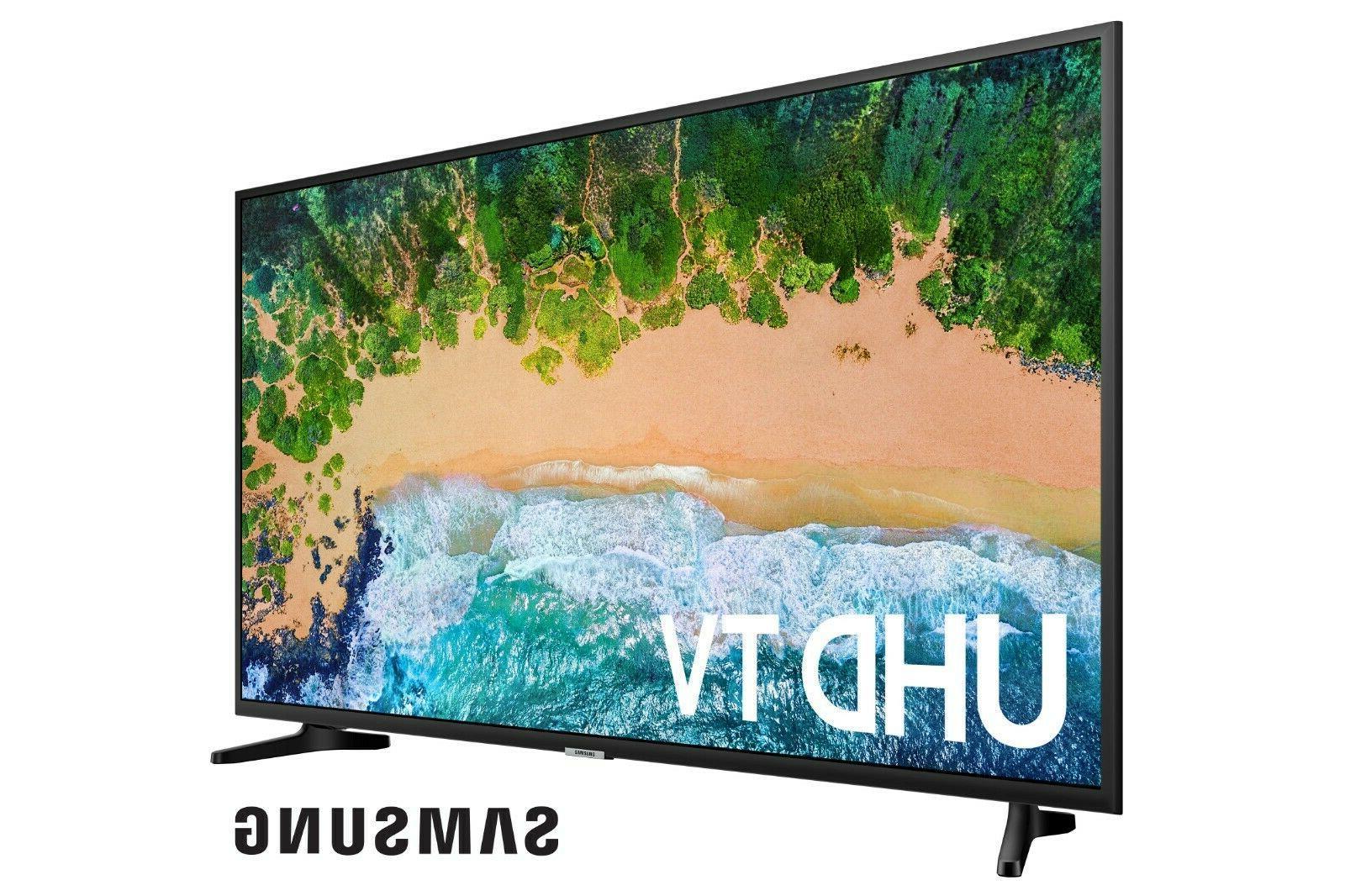 Samsung TV LED Model UN50NU6900