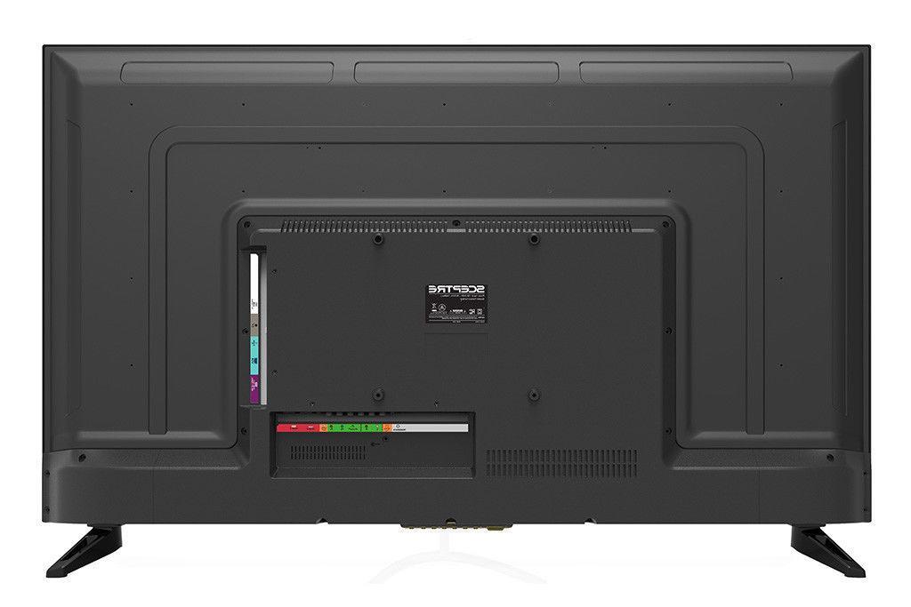 50 Smart TV Sceptre HD Screen Plasma Best 1080p LED New