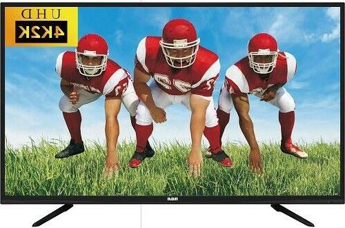 50 Ultra High LED Television Sound