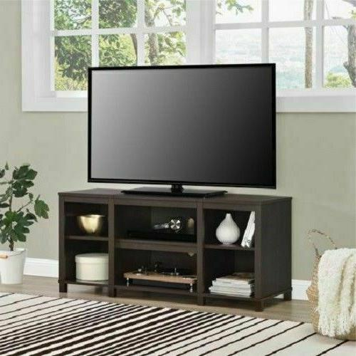 50 ENTERTAINMENT Brown Console Home
