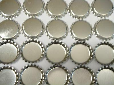 50 linerless silver chrome bottle