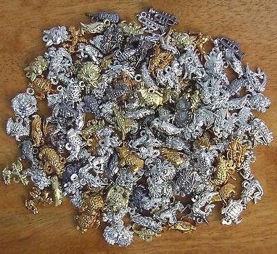 50 old stock charms in 1 inch