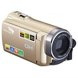 Hausbell 5052 HDMI 1080p Full HD Wifi Digital Video Camera I