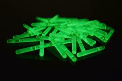 50ct DirectGlow 1.5 Green Mini Glow