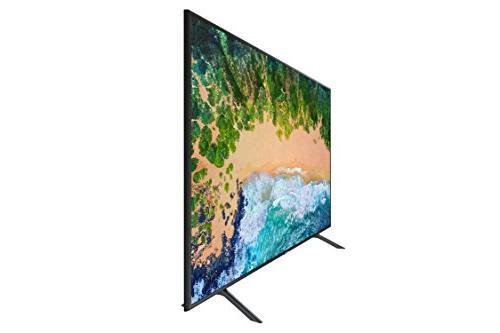 "Samsung UN50NU7100 Flat 50"" 4K UHD Smart 2018"