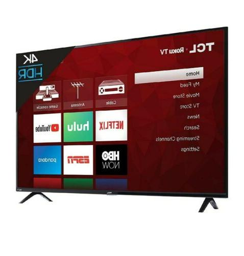 TCL 50 inch 2160p 4K