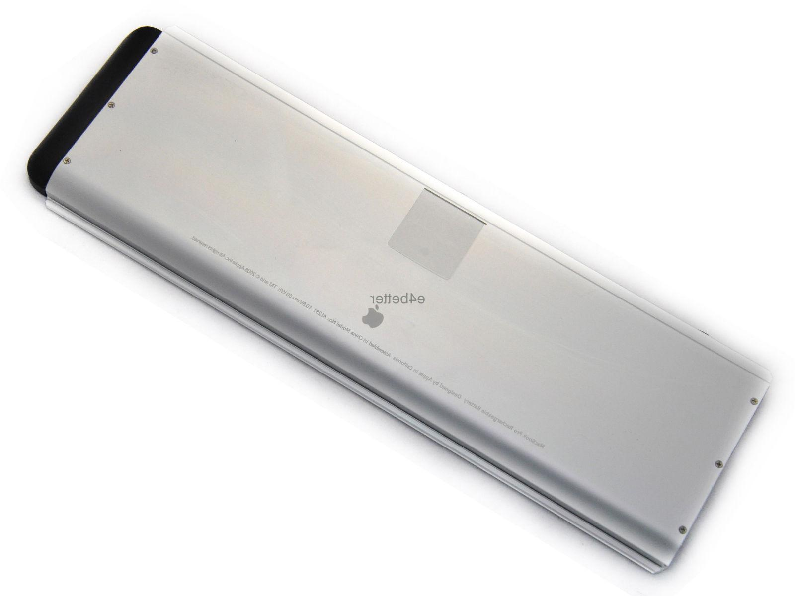 50Wh Genuine 15-Inch Apple MacBook Battery A1281 MB772LL/A 6