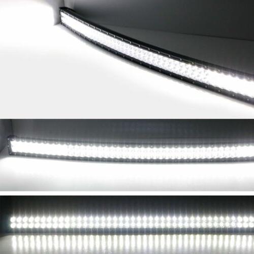 52Inch LED Light OFFROAD SUV 4WD UTV VS