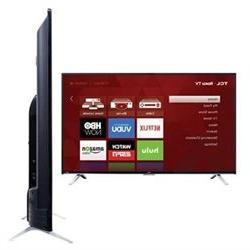 55 4k 120hz Smart LED Roku Tv, LED TV 46 or more