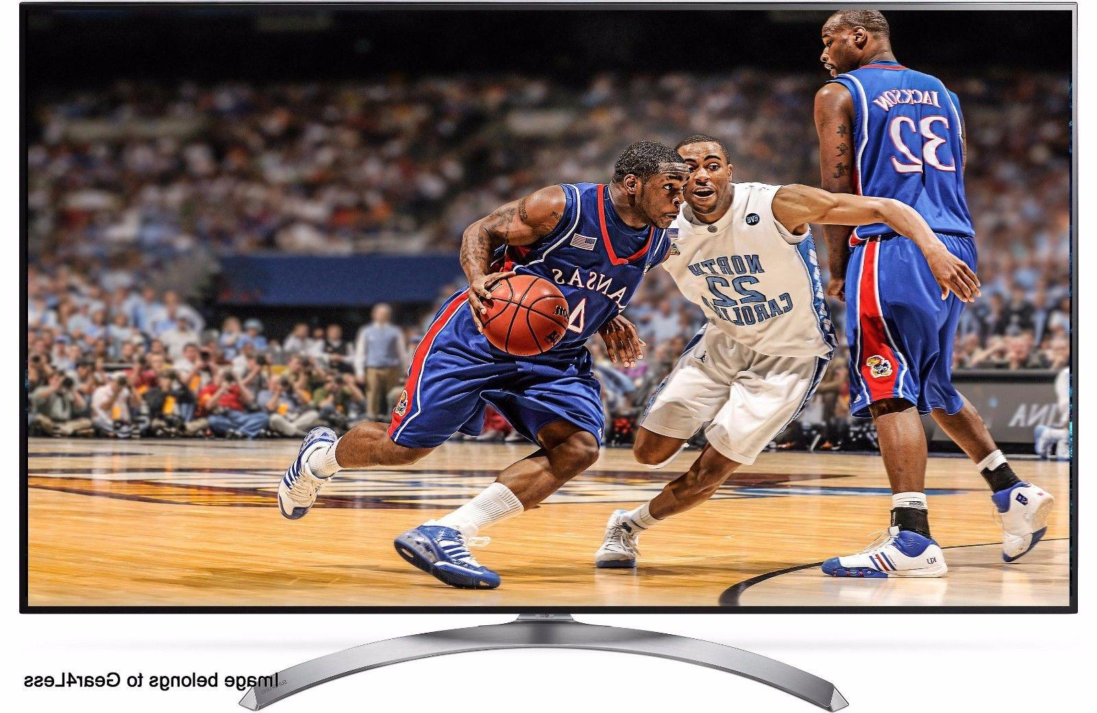 "LG 65"" LED 4K HD SUHD Flat"