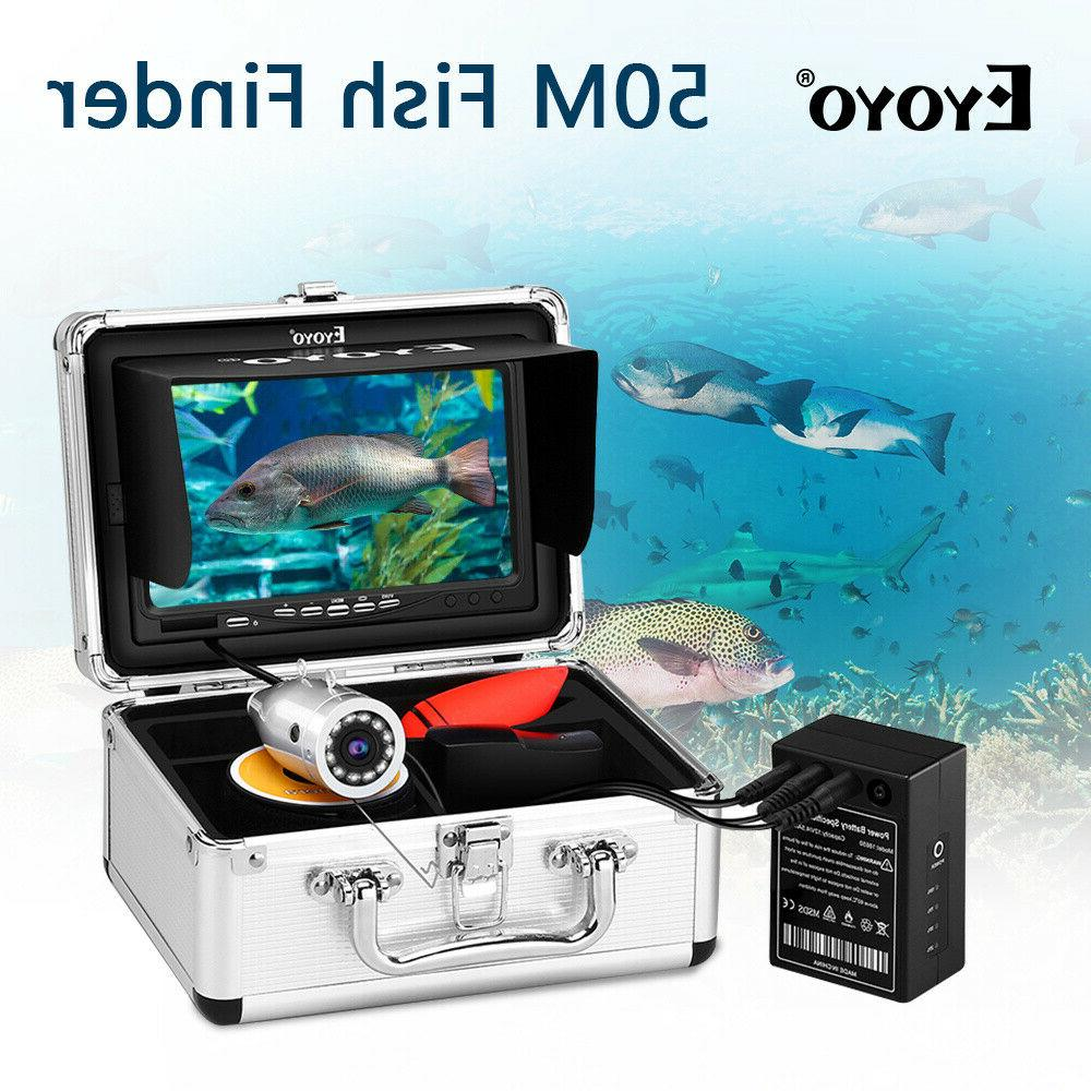 7 Inch IPS 720P 1MP Finder 4500mAh Battery Underwater Camera