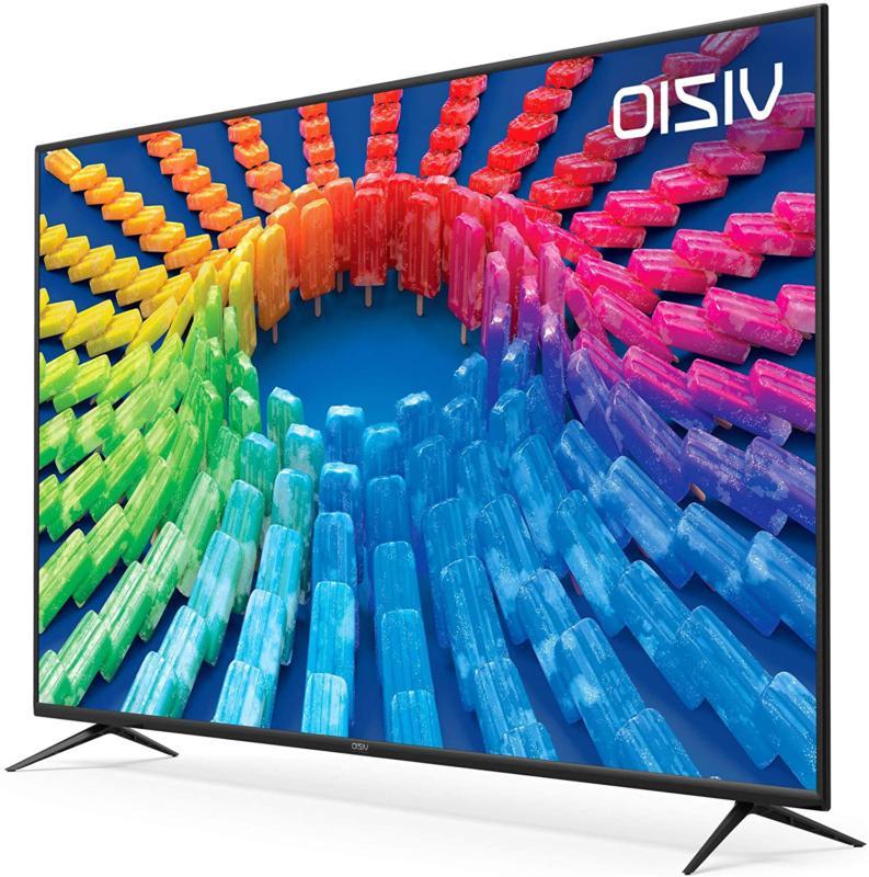 VIZIO Inch V-Series 4K Smart TV w/ Apple AirPlay & Chromecast