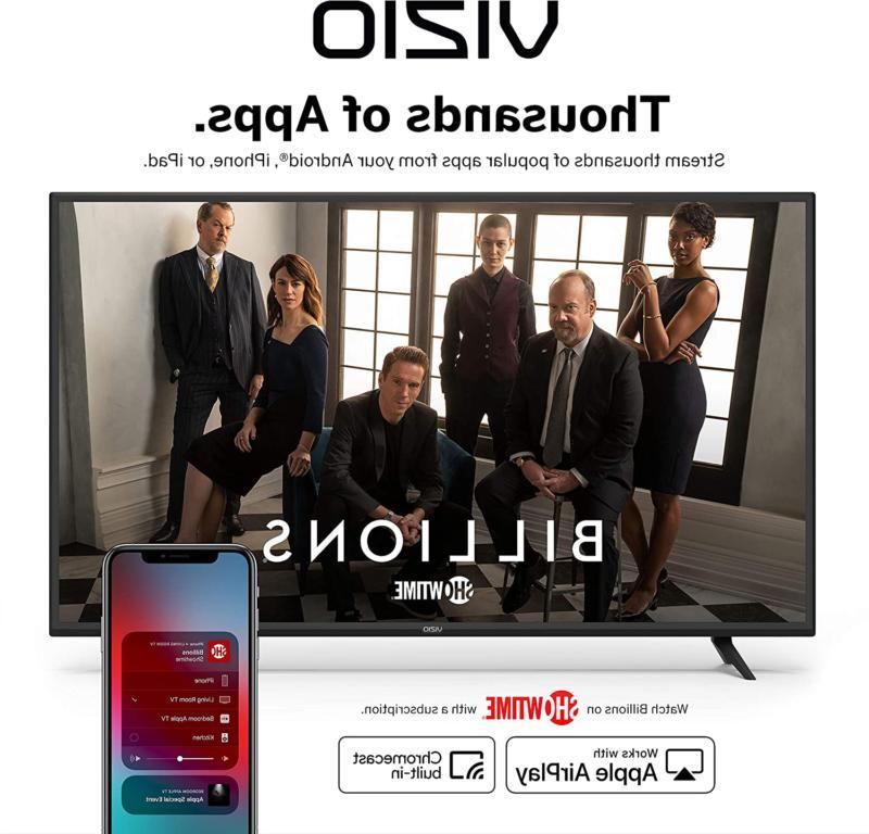 VIZIO Smart w/ Apple AirPlay
