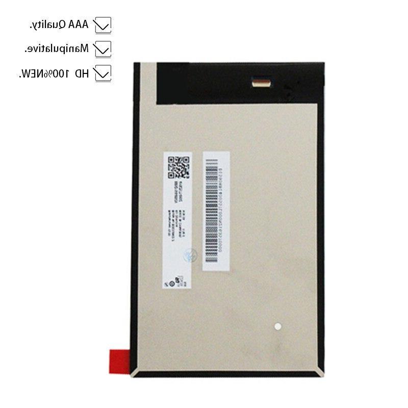 8'' IdeaTab <font><b>LCD</b></font> Screen Glass Sensor Panel Free