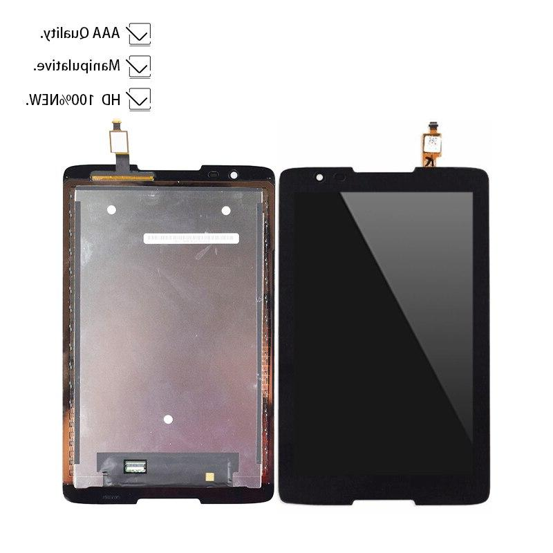 8'' Lenovo IdeaTab A8-<font><b>50</b></font> A5500 <font><b>LCD</b></font> Screen Glass Free Shipping