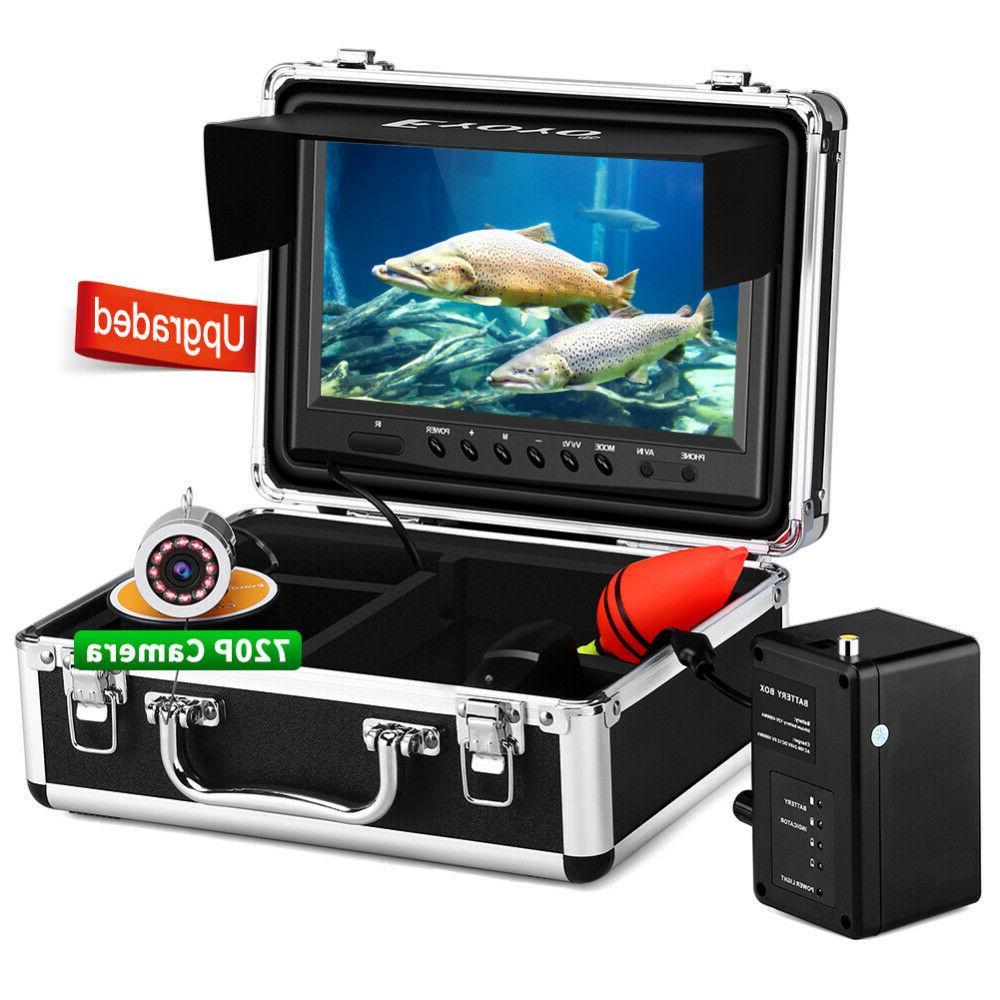 9 Inch Camera 50M Fish Finder 720P