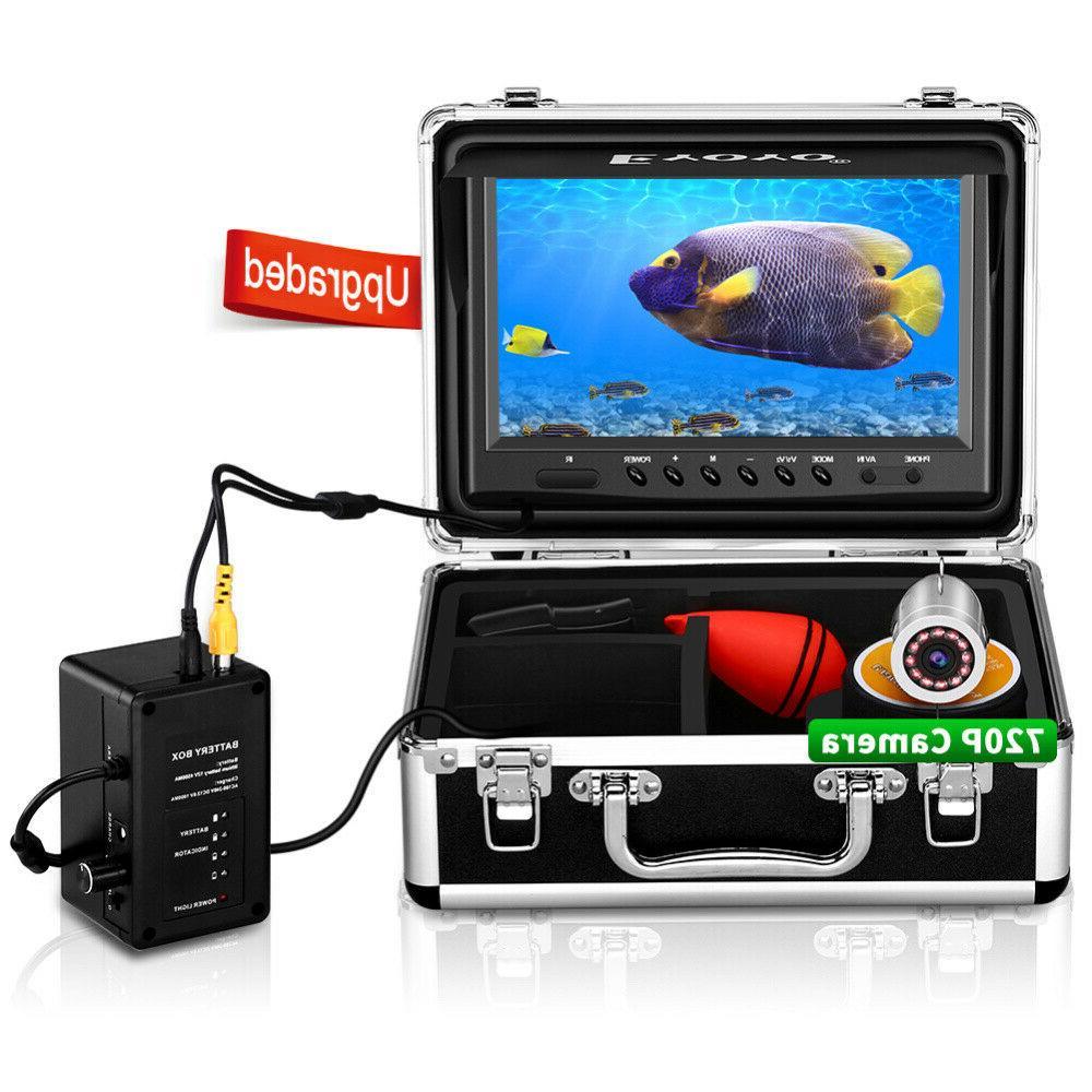 9 Underwater Fishing Camera 8GB 50M 720P For Sea