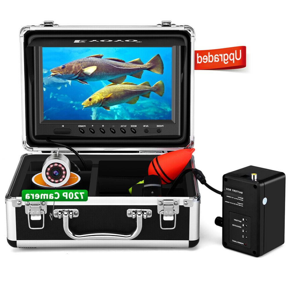 9 inch underwater fishing camera 8gb 15m