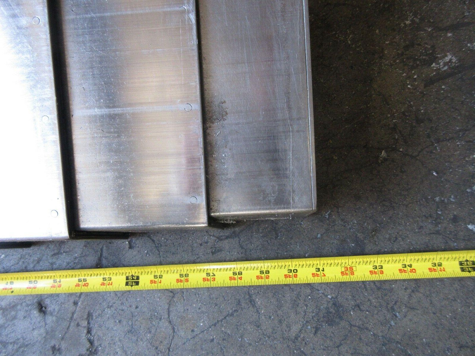 """97 CNC VERTICAL COVER COVERS 31"""" 31"""" INCH"""