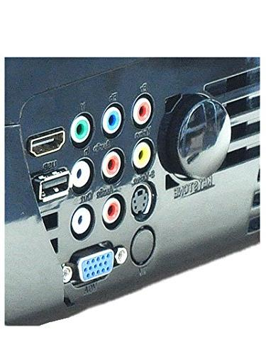 Digital HDMI HD Video, 2800Lumens, TFT LCD Panel, LED LCD