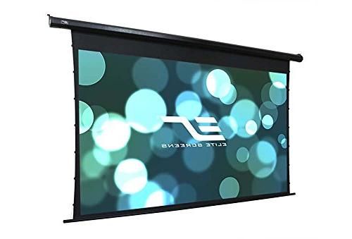 Elite 125-inch 16:9, Electric Motorized Projection Projector Screen,