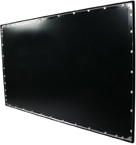 Elite ezFrame 92-inch Frame Theater Projection Projector Screen,