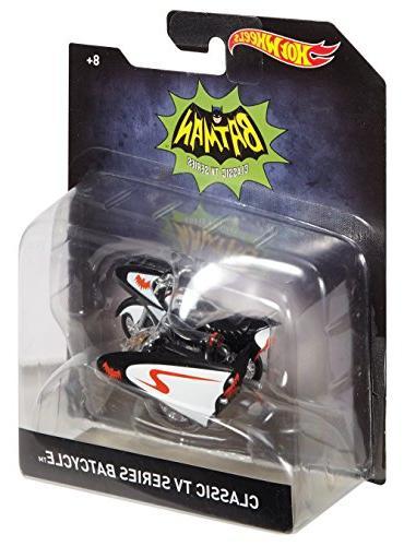 Hot Wheels Series Batcycle