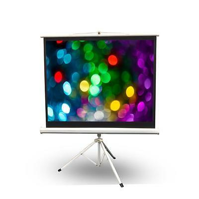 """Pyle 50"""" Projector Screen White"""