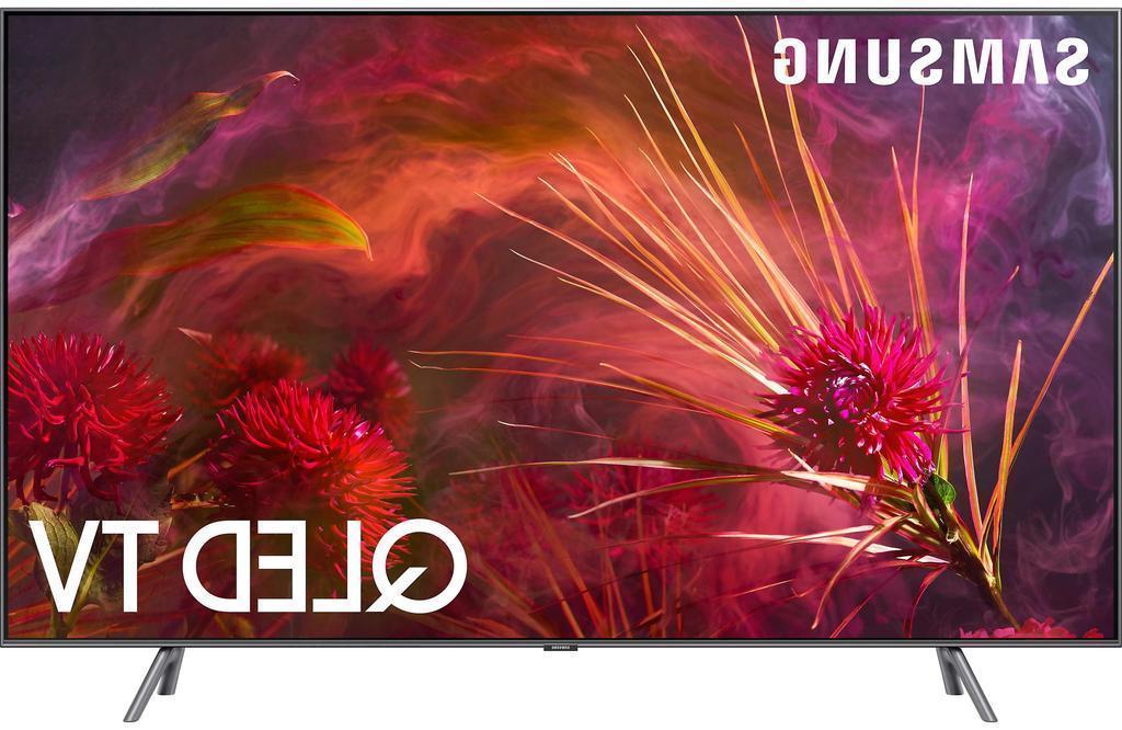 "Samsung QN55Q8FN 2018 55"" Smart Q LED 4K Ultra HD TV with HD"