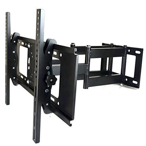 "Sunydeal Articulating Arm TV Wall Mount Bracket for LG 55"" 6"