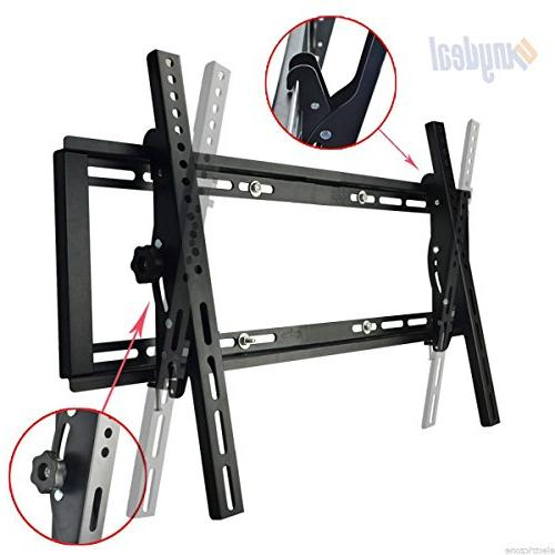 Sunydeal TV Mount for Most 22 Vizio TCL AQUOS LCD LED Plasma TV, 200x200 300x300 400x400 Max to