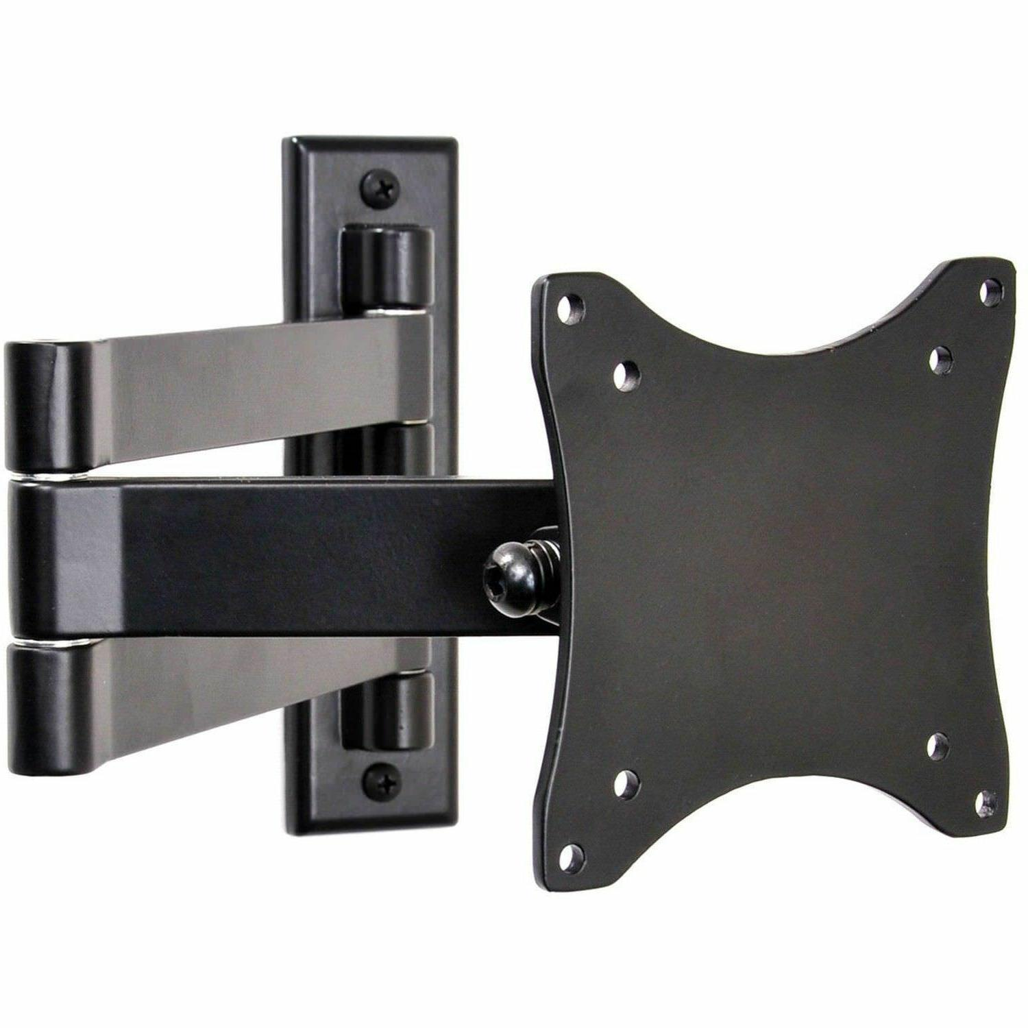 VideoSecu TV Wall Mount Articulating Arm Monitor Bracket for