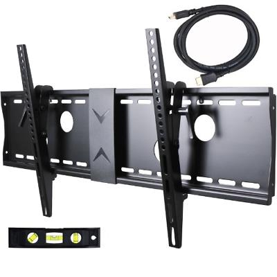 "VideoSecu Tilt Flat Screen TV Wall Mount Bracket for 37"" 40"""