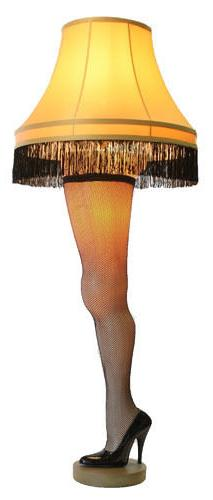 Full 50 Leg Lamp Christmas Story
