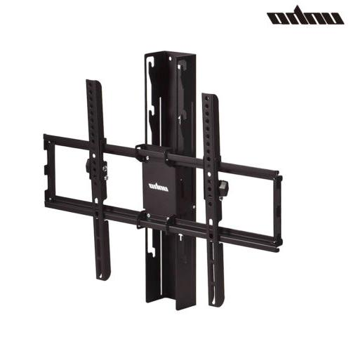 UNHO Above Fireplace Pull-Down TV Wall Mount Universal 27 30