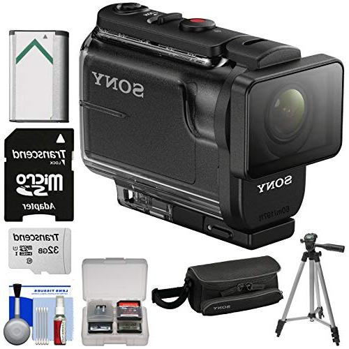 Sony Action Cam HDR-AS50 Wi-Fi HD Video Camera Camcorder wit