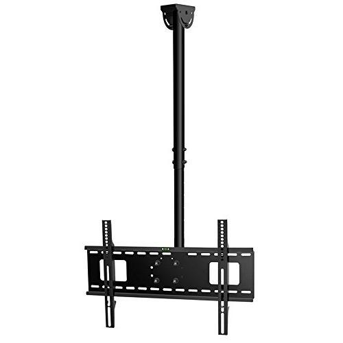 adjustable ceiling tv mount tilt