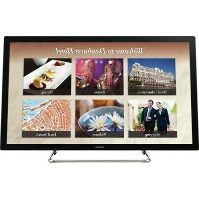 "Sharp Aquos Board PN-L401C 40"" Edge-Lit LED Interactive Disp"