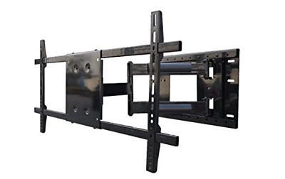 articulating arm long extension tv wall mount