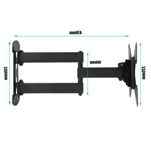 Articulating Motion TV Wall Mount 180°