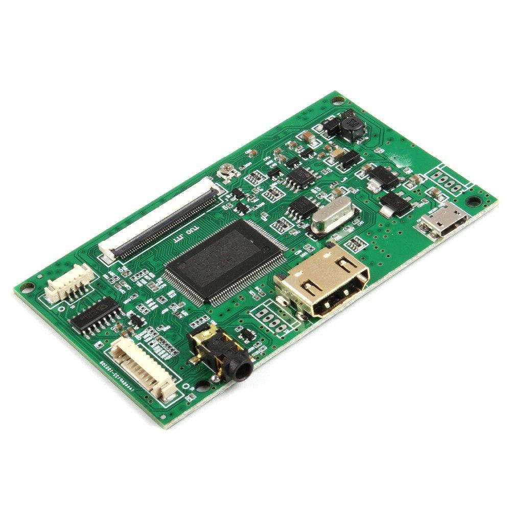 SRJTEK Driver Board <font><b>LCD</b></font> Screen HDMI For Innolux AT070TN93 USB <font><b>50</b></font>