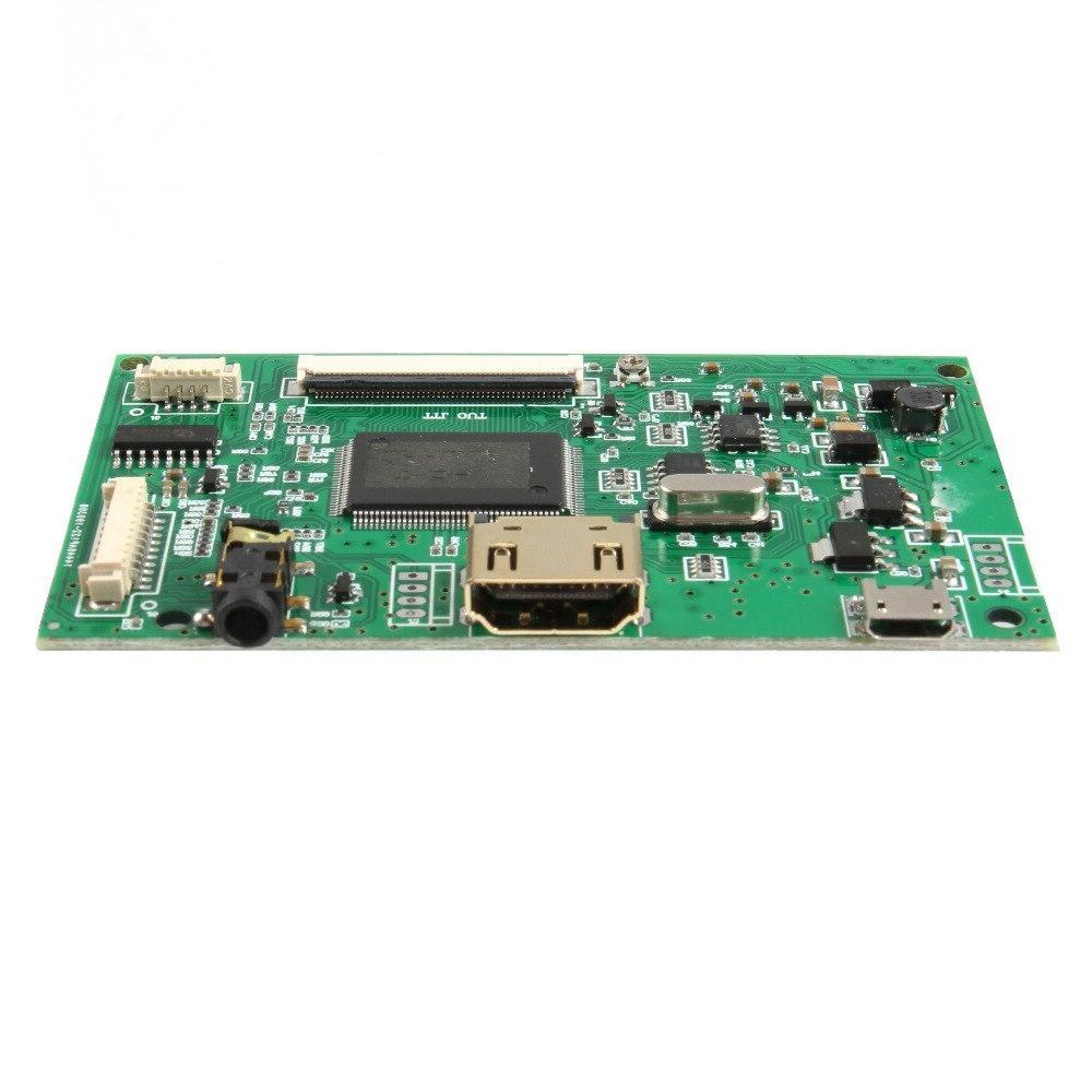 <font><b>LCD</b></font> Controller For AT070TN90 AT090TN10 AT070TN93 AT080TN52 Micro <font><b>50</b></font>